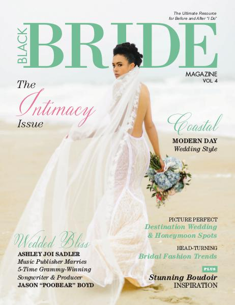 Black Bride Magazine The Intimacy Issue Vol. 4