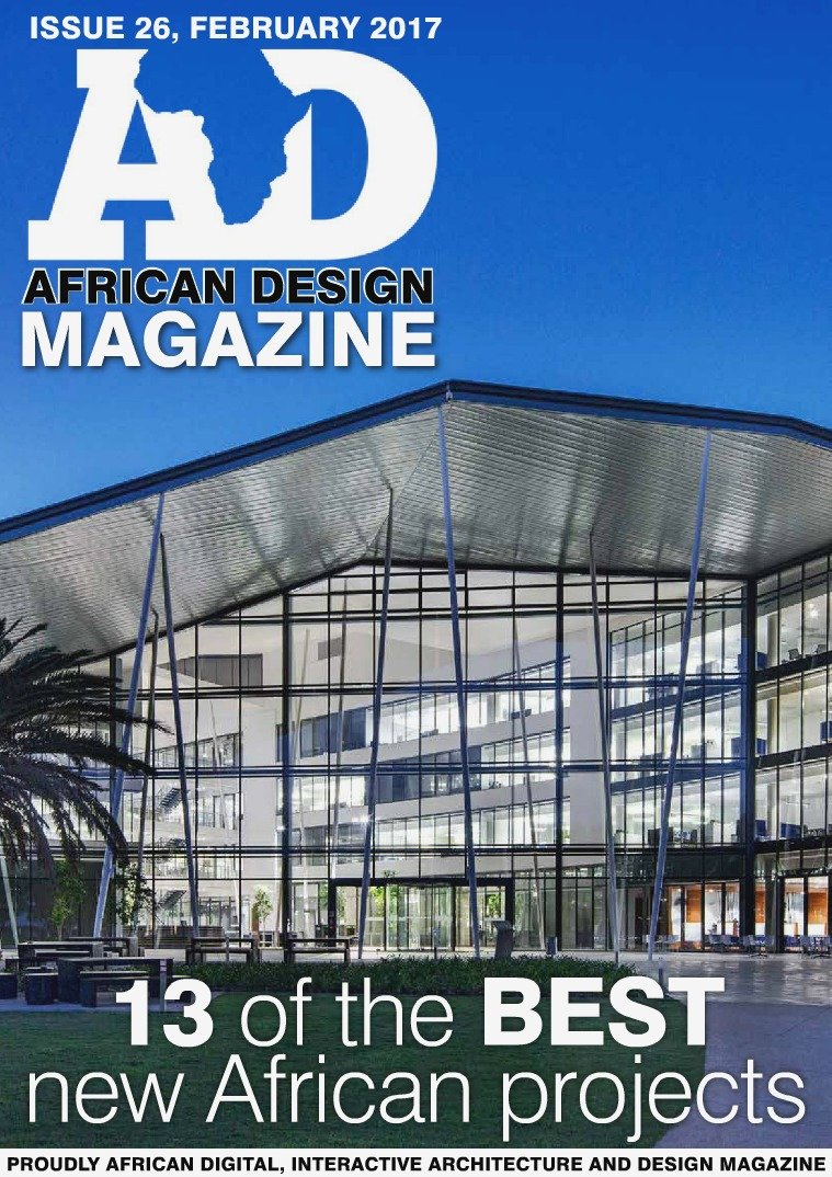 African Design Magazine February 2017