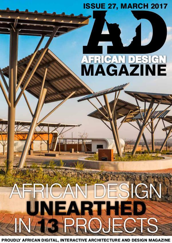 African Design Magazine March 2017