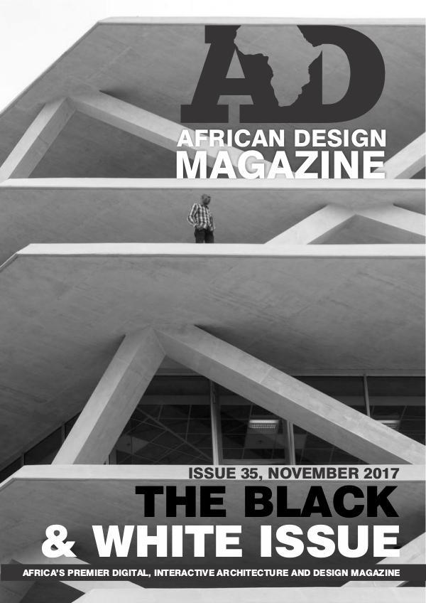 African Design Magazine ADM #35 November 2017