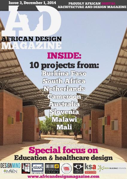 African Design Magazine December 2014