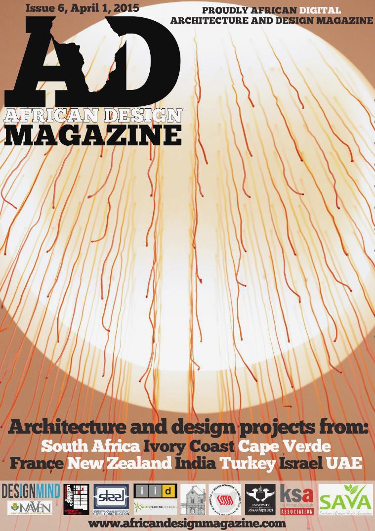 African Design Magazine April 2015