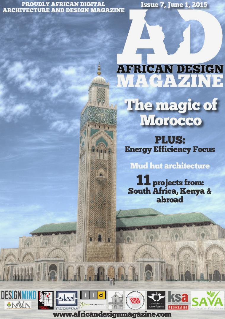 African Design Magazine June 2015