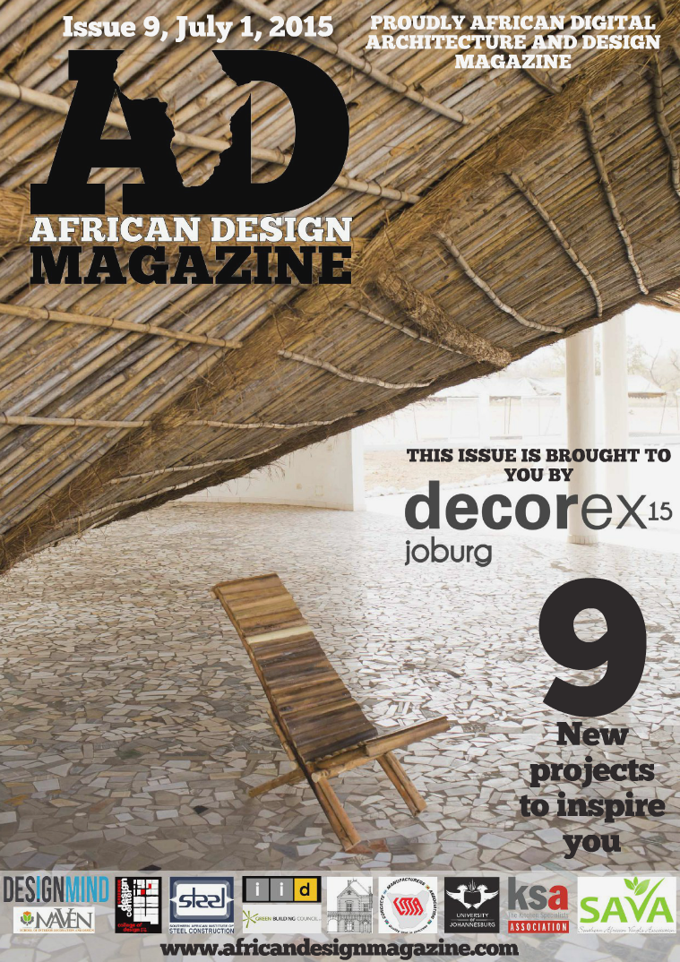 African Design Magazine July 2015