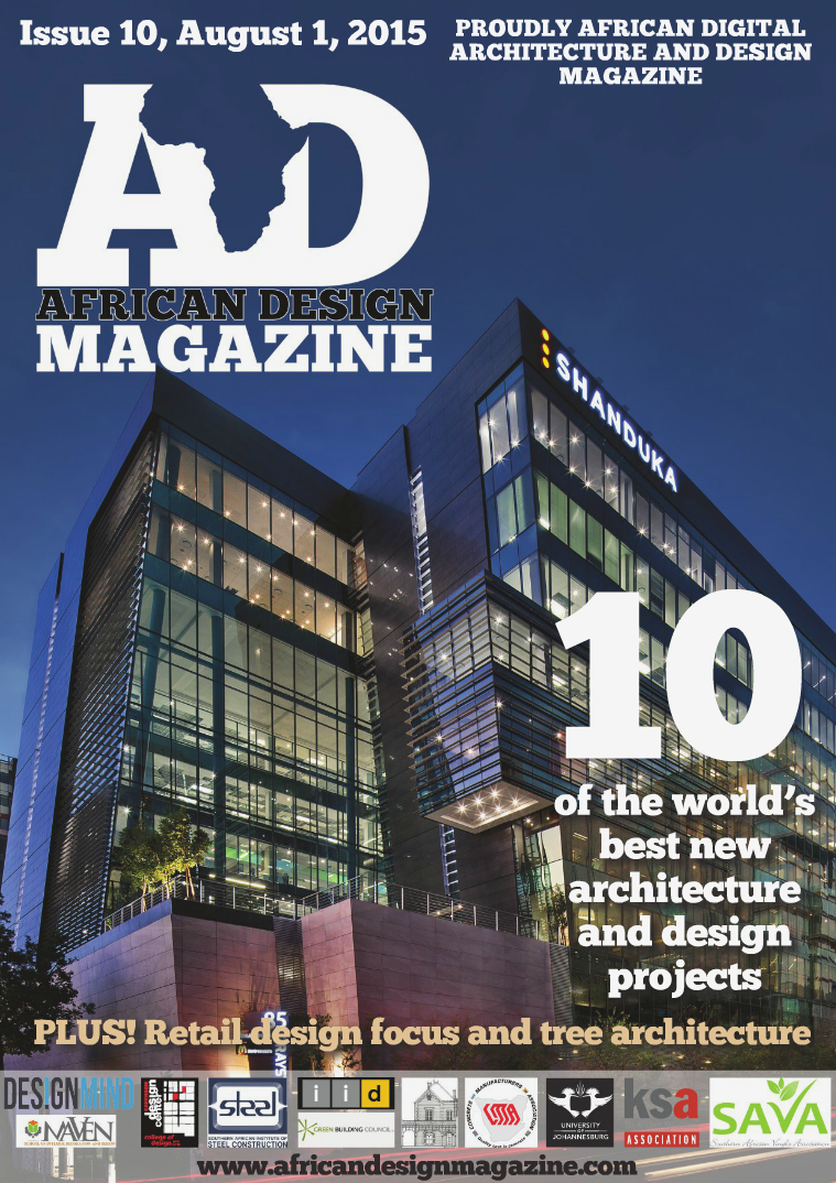 African Design Magazine August 2015