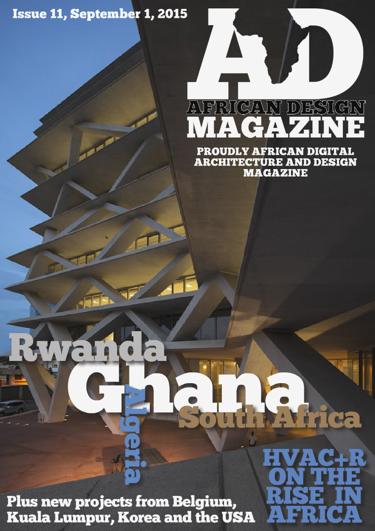 African Design Magazine September 2015