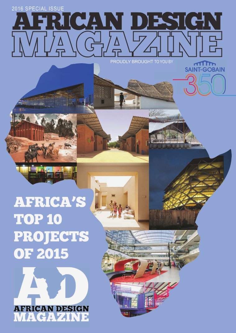 African Design Magazine Africa's Top 10 Projects of 2015