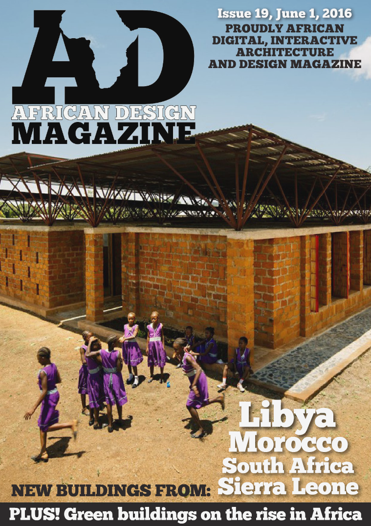 African Design Magazine June 2016