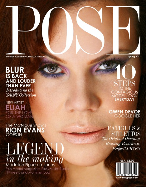 POSE Magazine Inaugural issue/Spring 2011 POSE Magazine