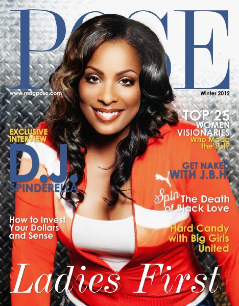 POSE Magazine Winter 2012 POSE Magazine