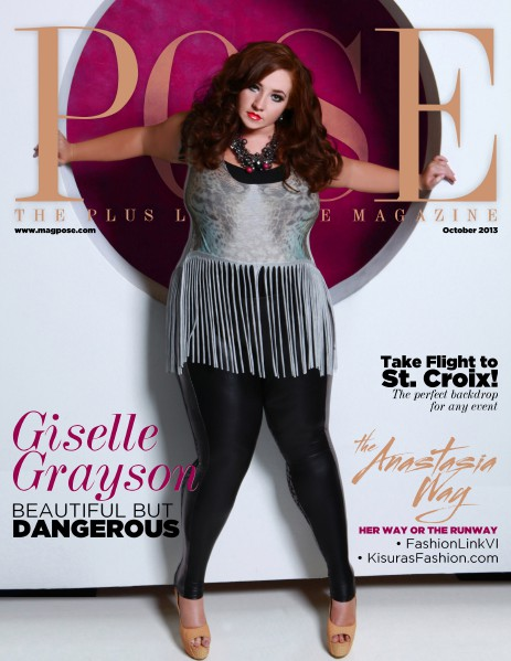 POSE Magazine October 2013 POSE Magazine
