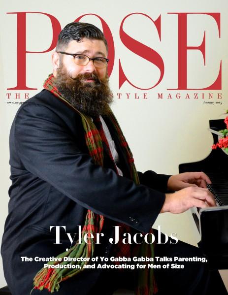 POSE Magazine January 2015 POSE Magazine