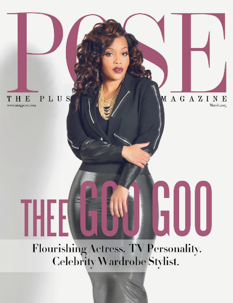 POSE Magazine March 2015 POSE Magazine