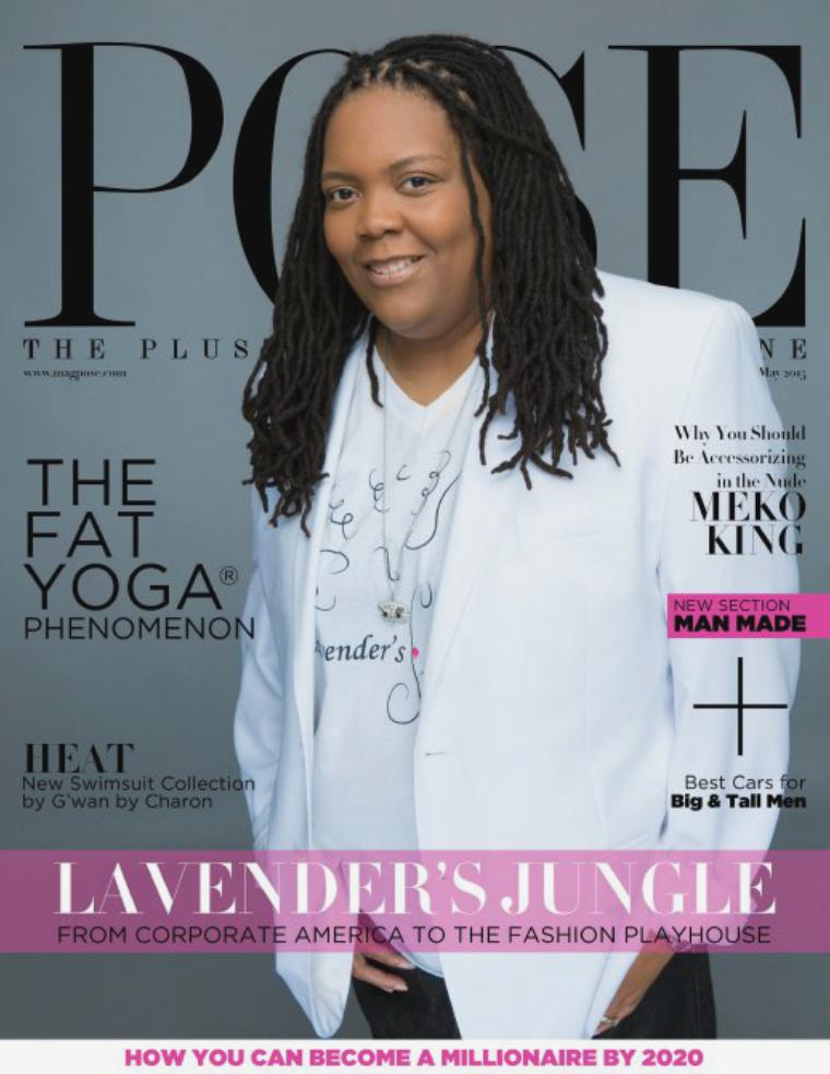 May 2015 POSE Magazine