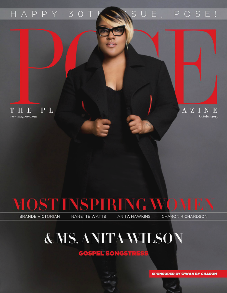 POSE Magazine 2015 Most Inspiring Women Issue