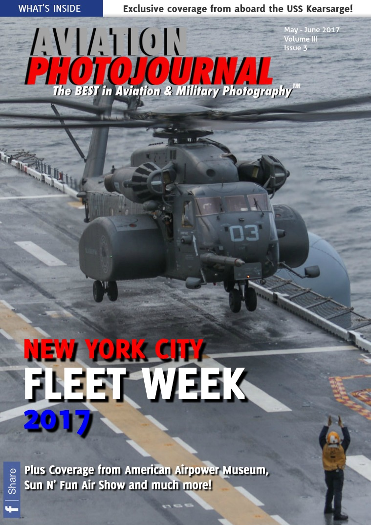 Aviation Photojournal May - June 2017