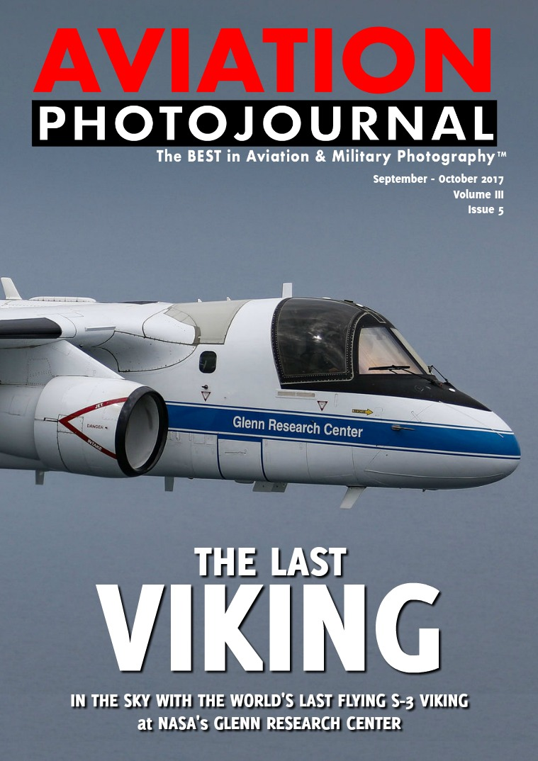 Aviation Photojournal September - October 2017