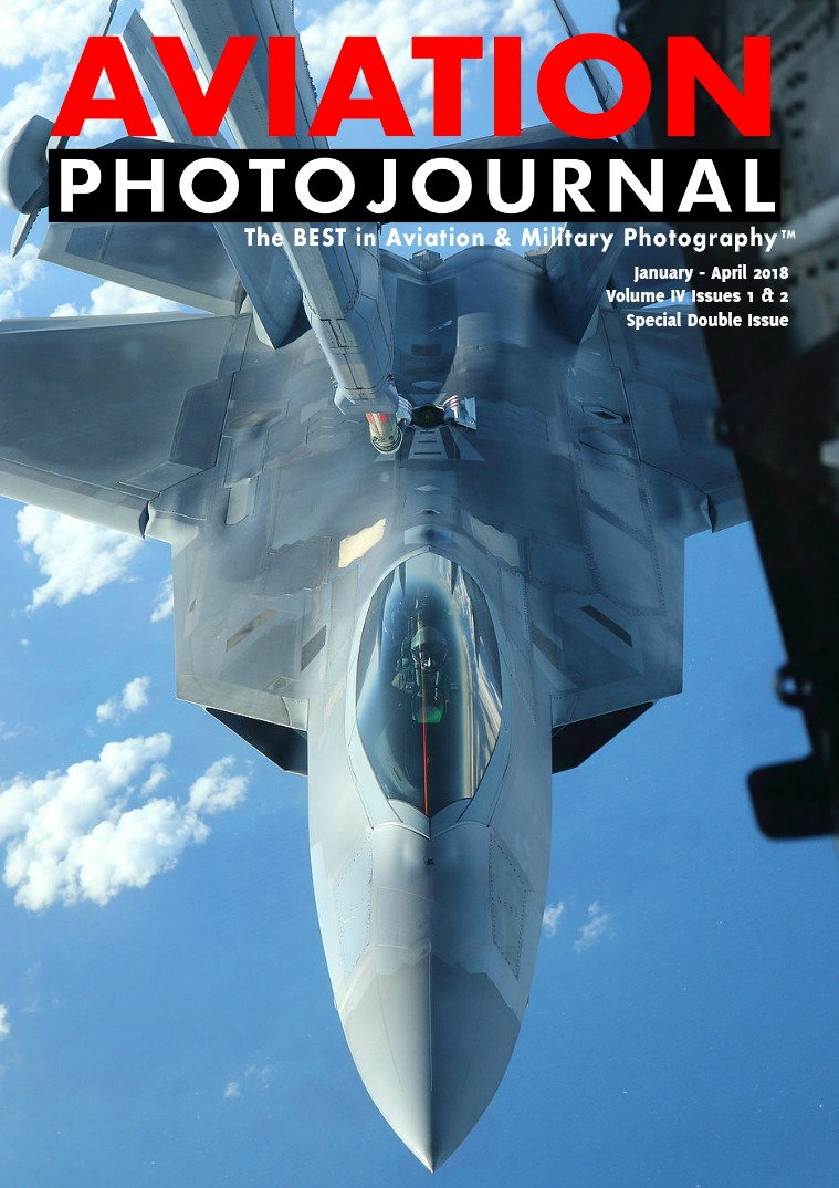 Aviation Photojournal January - April 2018