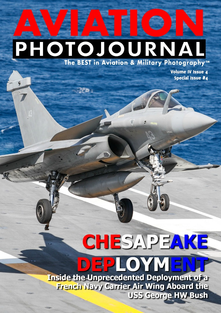 Chesapeake Deployment on CVN-77 (Special Issue #4)