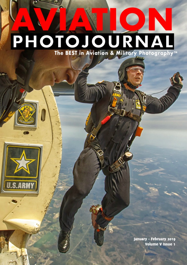 Aviation Photojournal January - February 2019