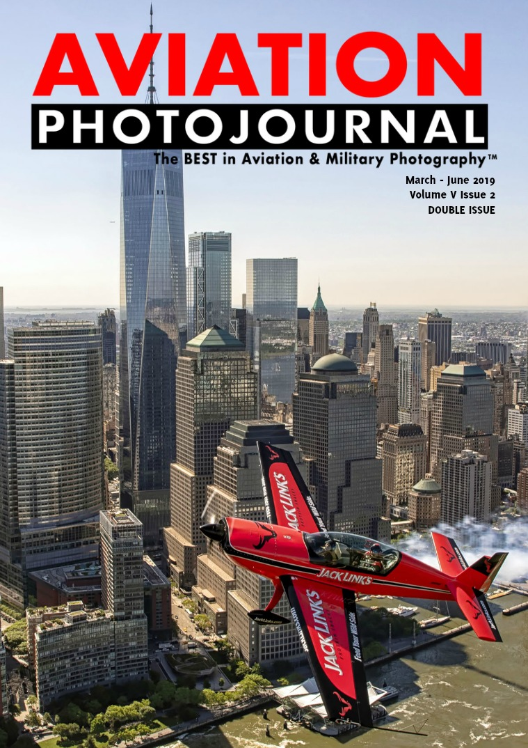 Aviation Photojournal March - June 2019 (Double Issue)