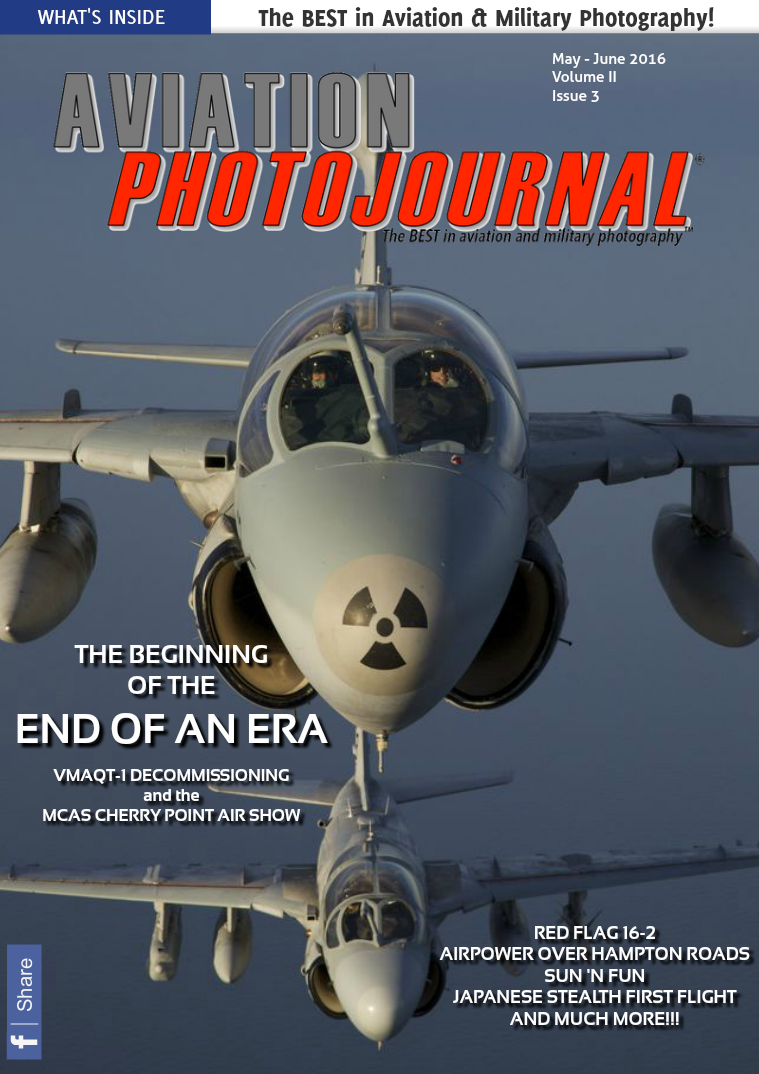 Aviation Photojournal May - June 2016