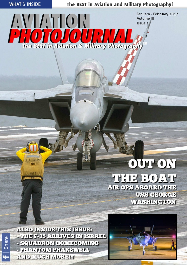 Aviation Photojournal January - February 2017