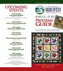 2017 Quiltfest Program Guide