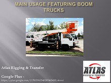 Boom Trucks - Features & How to Prevent Accidents