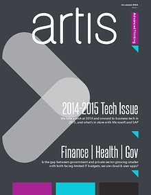 Artis Advanced Thinking Magazine, Issue 1. Nov 14
