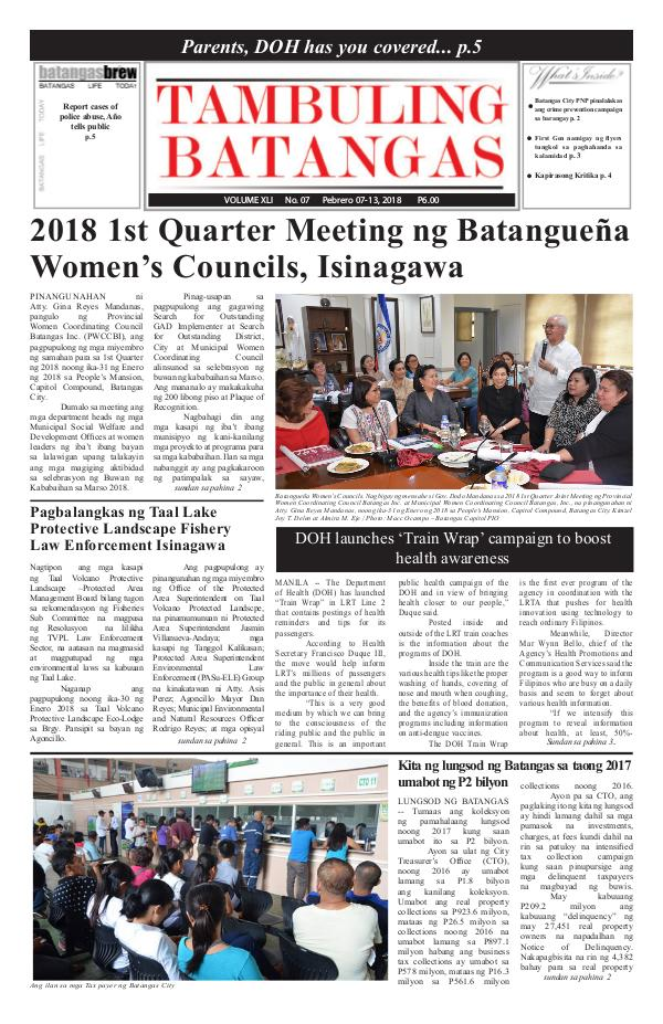 February 07-13, 2018 Issue