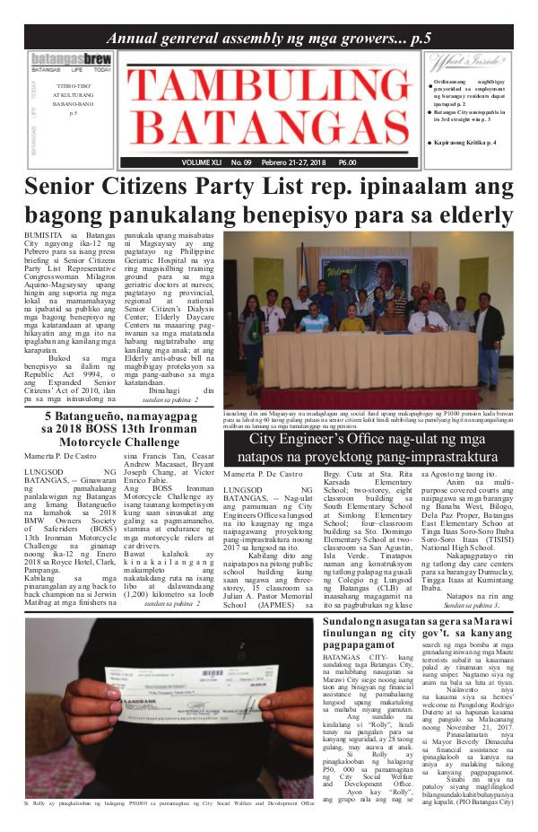 February 21-27, 2018 Issue