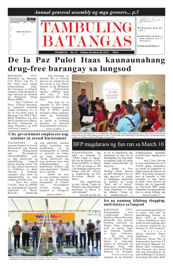 February 28-March 06, 2018 Issue