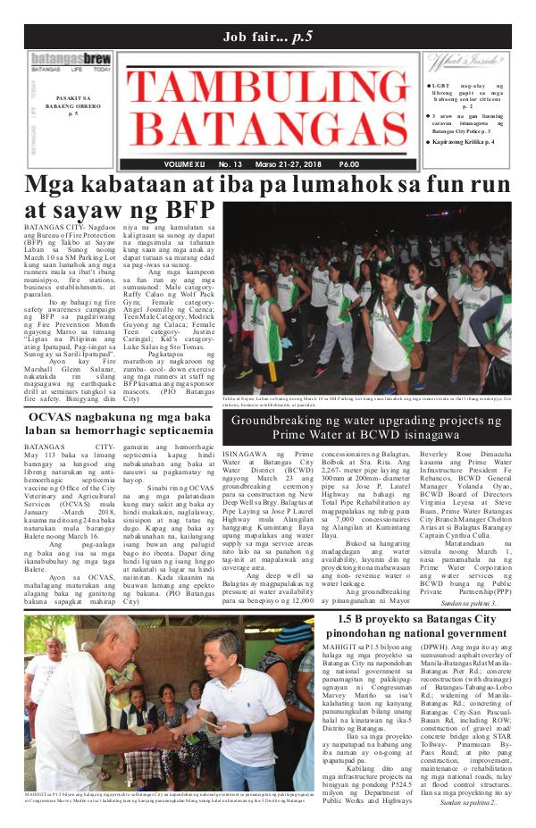 March 21-27, 2018 Issue