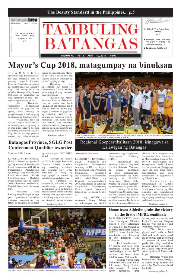April 11-17, 2018 Issue