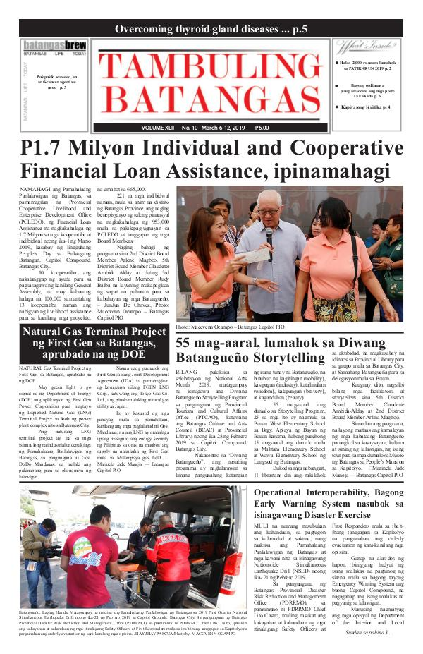 March 06-12, 2019 Issue