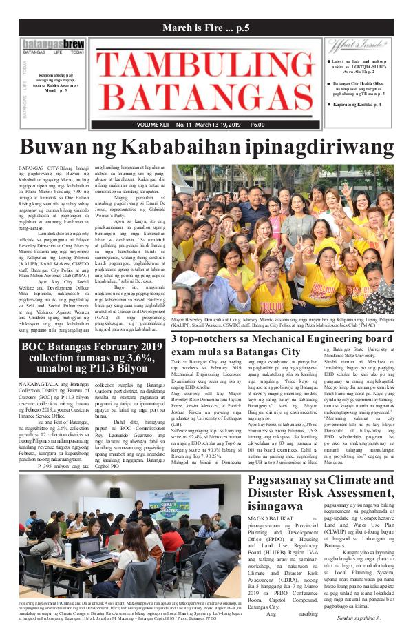 March 13-19, 2019 Issue