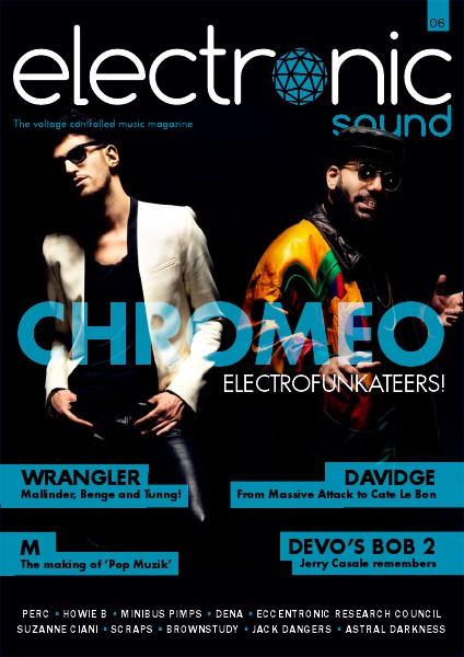Electronic Sound 06