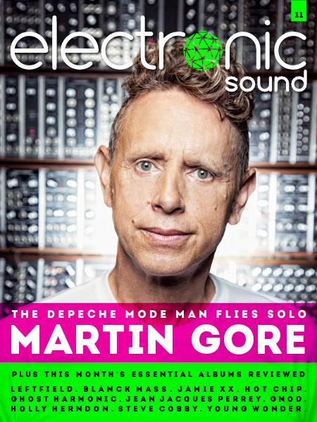 Electronic Sound June 2015 (Regular Edition)