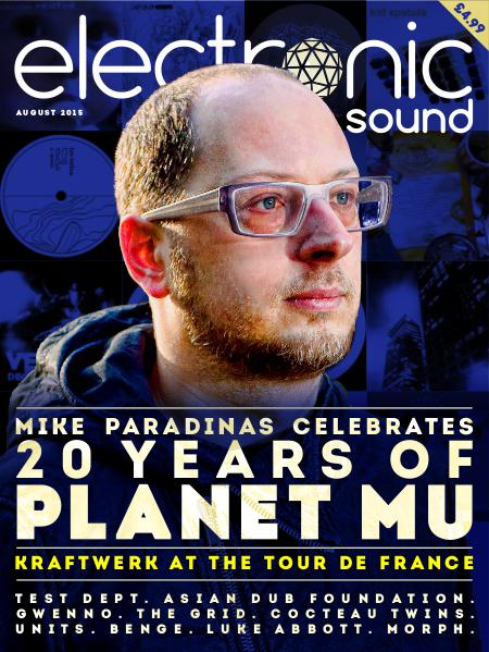 Electronic Sound August 2015