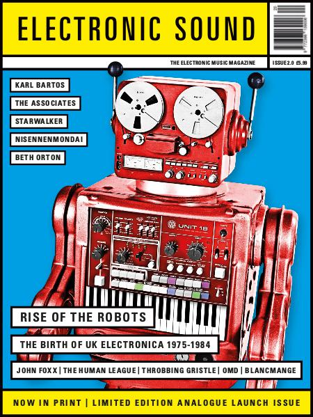 Electronic Sound Issue 20