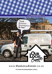 Our Local Expert (Taunton / Blackdown Hills)