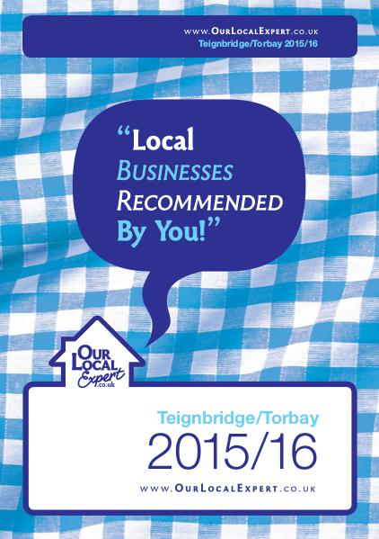 Our Local Expert, Teignbridge and Torbay 2015-16