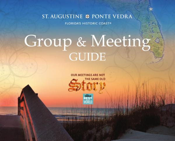 Florida's Historic Coast Group & Meeting Guide 2017