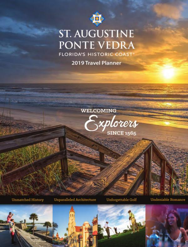 Florida's Historic Coast Travel Planner 2019