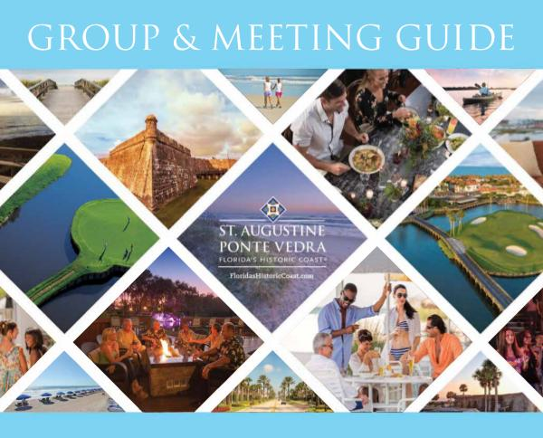Florida's Historic Coast Group & Meeting Guide Group Mtg Guide 2019 Final - web