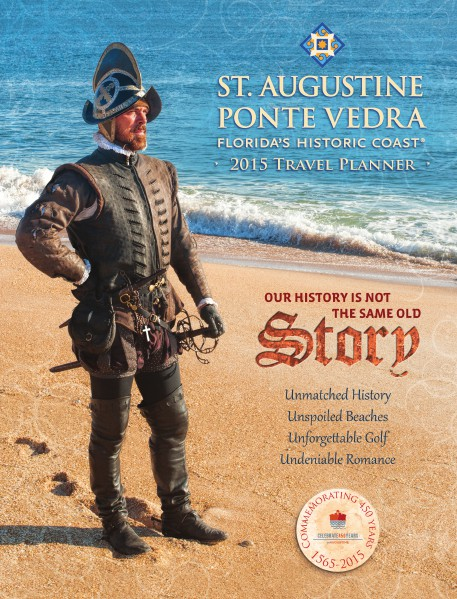 Florida's Historic Coast Travel Planner 2015