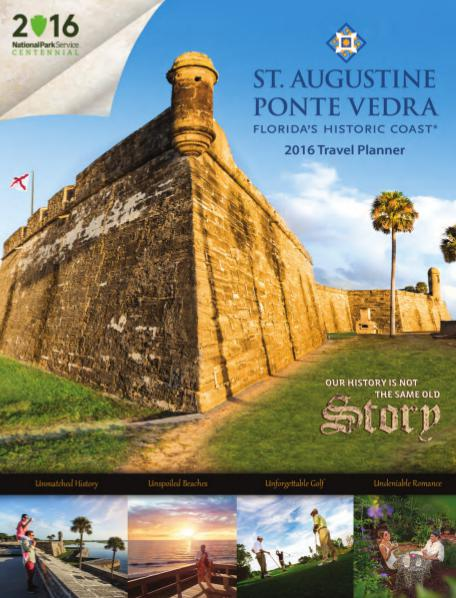 Florida's Historic Coast Travel Planner 2016