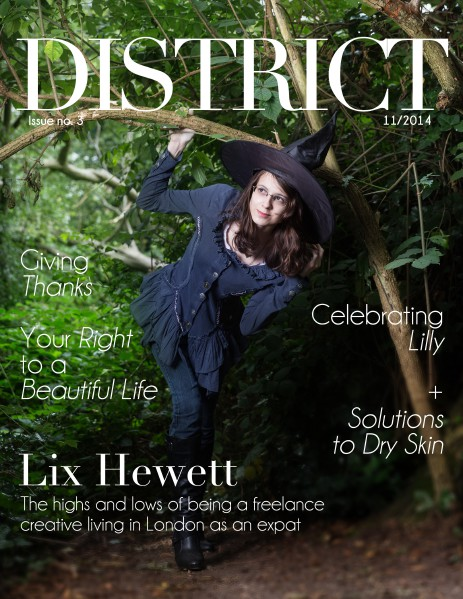 District Magazine November 2014