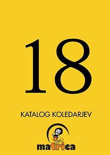 Katalog koledarjev Ma3ca